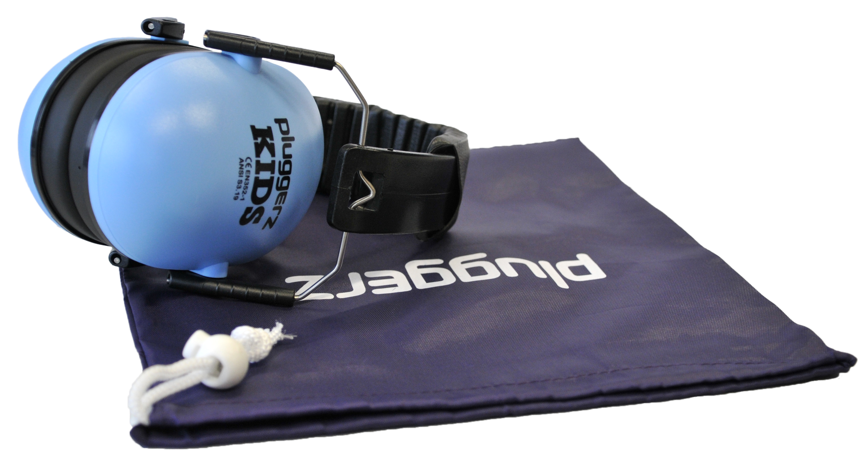 Kinder-Kapselgehörschutz blau